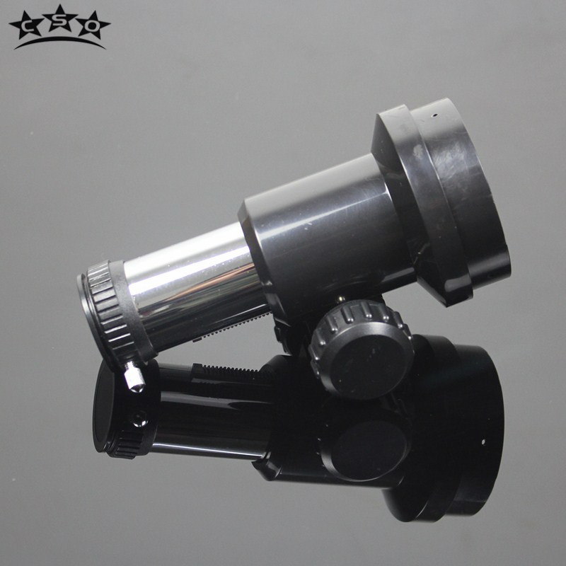 CSO 70mm Caliber Teleskpe Focus Adapter High Quality 1.25 Interface ABS Plastic DIY Refraction Monocular Astronomical Telescope<br>