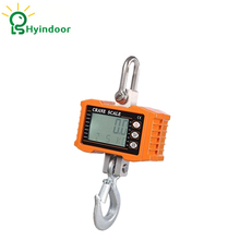 Buy 300KG Aluminum Digital Crane Scale Heavy Duty Compact Hanging Scale Hoists Scale for $84.09 in AliExpress store