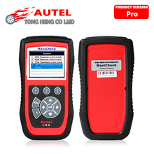 Hot Sell Autel MaxiCheck Pro EPB/ABS/SRS/TPMS/DPF/Oil Service/Airbag Rest tool Diagnostic Function free online update(China)