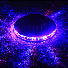 Festival Decoration 48*LEDs Colorful Auto Rotating LED Bulb Stage Effect Wall Ceiling Light Lamp Disco Event & Party Supplies F1
