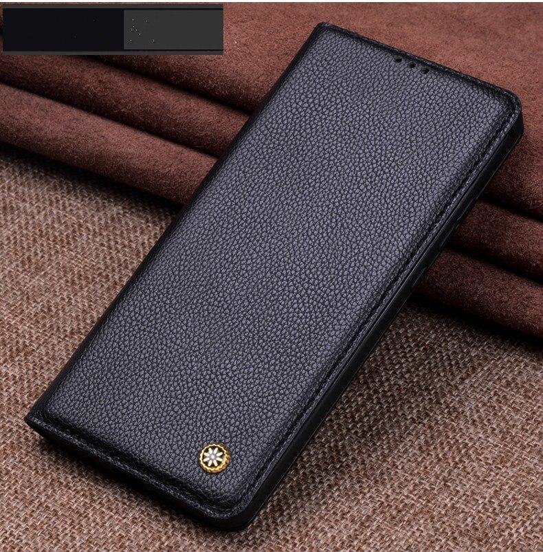 For Xiaomi Mi 9 Case Mi9 Cover Luxury Geniuine Cowhide Leather Soft Silicone Cases for Xiaomi Mi9 Case Flip Cover Case21