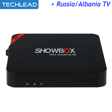Android 7.1 TV Box quad core with Subtv Albanian French Turkey Swedish Russian Norway Brazil Canada Romanian tv channel greek tv