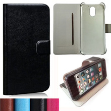 Hot Sale Flip PU Leather Cell Phone Case For Umi plus E Special Back Cover (Gift HD Film + Touch Pen + Tracking)