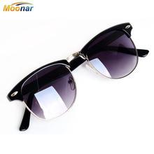 Hot Fashion Eyewear Classic Retro Unisex Sunglasses Women Brand Designer Men Sun Glasses 2 Colors oculos de sol feminino