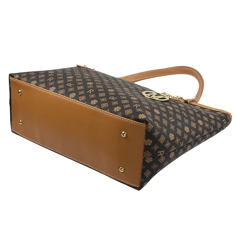 Micom Printed Bag Female Luxury Handbags Women Bags Designer Shoulder Bags Women High Quality Leather Hand Bag Bolsa Feminina 26