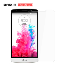 9H 2.5D Screen Protector Film for LG G3 Tempered Glass For LG G3 D855 D856 D850 D830 F400k Protective Toughened Glass(China)