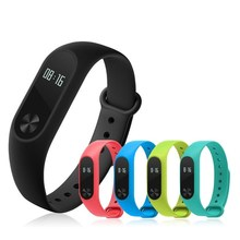 New Bluetooth M2 Smart Sport Bracelet Waterproof IP67 Smart Band Heart Rate Monitor Wristband PK mi 2 For Android IOS iPhone