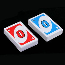 Sales promotion UNO Fun Poker Playing Cards Family Entertainment Board Game UNO Fun Poker Playing Cards Puzzle Games wholesale(China)