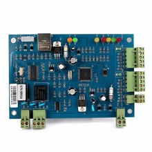 Generic TCP/IP Network Entry Single Access Control Board Controller Panel for 1 Door 2 Card Reader F1713L(China)