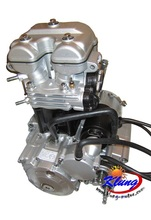 KLUNG 22kw 300cc water cooled four air valves engine for go kart,motorcycle,buggy ,atv, utv
