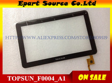 A+ TOPSUN_F0004_A1 10.1inch Visual Land Tablet touch screen touch panel digitizer glass replacement for MID