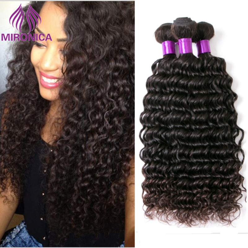 8A Malaysian Deep Wave Virgin Hair 3 Bundles Malaysian Virgin Hair Deep Wave Malaysian Hair Weave Curly Weave Human Hair Bundles<br><br>Aliexpress