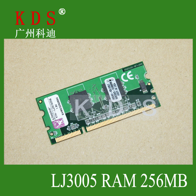 Cb423-60001 Laserjet  P3005 P2015 Flash Memory Module 144-pin 256mb<br><br>Aliexpress