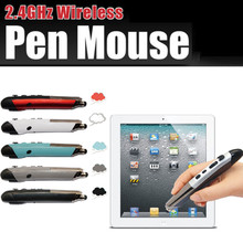 2.4GHz PR-08 Optical Usb Wireless Pen Mouse For Pad Laptop Drawing Teaching