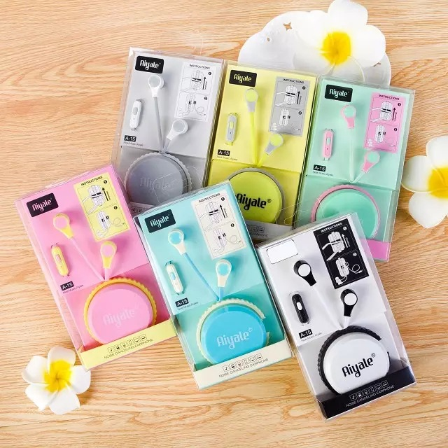 A15 music send accommodating small headset into the earphone Mark cartridge type for iphone samsung xiaomi android in-ear phones<br><br>Aliexpress
