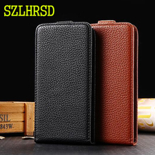 SZLHRSD New Luxury case for Vertex Impress Razor Cases Cover Fundas Mobile Phone Bag Flip Up and Down Case(China)