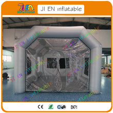 Free shipping!Portable inflatable Paint Booths,Used Spray Booth For sale,Puzzle Inflatable Spray Booth For Car Painting