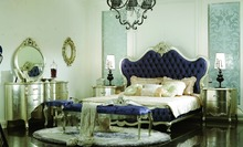 Antique bedroom furniture sets GD01
