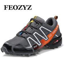 FEOZYZ 2017 New Trail Running Shoes For Men Women Outdoor Sport Shoes Cross Country Runner Sneakers Zapatillas Deportivas Hombre