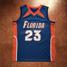 #23 Bradley Beal Florida Gators College Throwback Basketball Jersey Stitched any Number and name(China)