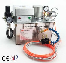 4L/PLC control/gear pump supply oil metal cutting cooling/oil mist coolant BPV sprayer SET/engraving machine cooler