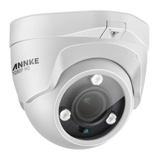 ANNKE 4 in 1 1080P Resolution 2.0M Supports multiple TVI/AHD/CVI/ CVBS video output Dome CCTV camera