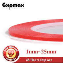 Strong (0.2mm Thick), 1mm~25mm *25M Choose Acrylic Adhesive Double Sided Tape for iphone Battery Phone Display Lens LCD Screen(China)