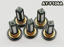 wholesale 20pcs hot sale in aftermarket fuel injector micro filter 13*10.5*3.6mm used for honda cars (AY-F106A)