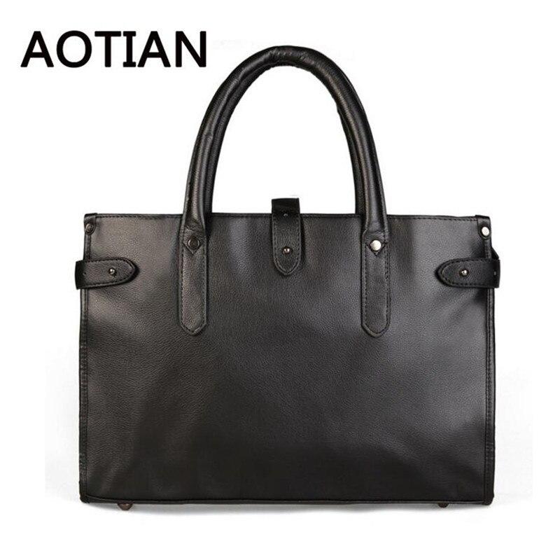 Men Business Handbag Messenger Bag Men PU Leather Laptop Bag Large Capacity Handbags High Quality  Shoulder Bags sacoche homme<br>