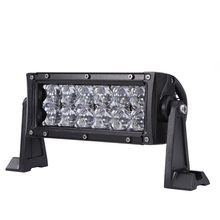 Free Shipping 60W 5D LED Automotive Exterior Work Light Vehicle Lighting Bar