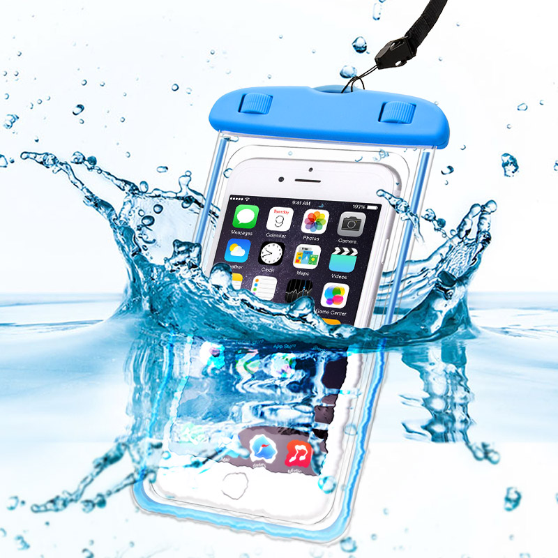 TOMKAS Universal Waterproof Case For iPhone X 8 7 6 s Plus Cover Pouch Waterproof Bag Case For Phone Coque Waterproof Phone Case (6)