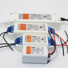 LED Power Adapter Driver AC 110V 220V to DC 12V LED Lighting Transformers power supply  For LED Strip Lights Spotlight Bulb