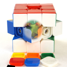 Set Cubos Magicos Cubos Magicos Puzzles Magic Square Puzzle Cube Neo Spheres Qiyi Neodymium Cube Children Mini 60K531