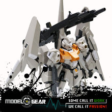 Daban 1/100 MG RGZ-95C REZEL TYPE-C 6624 Assembly Model Kit MOBILE SUIT Not included display stand
