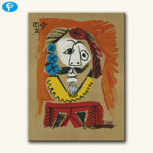 Free shipment Pablo Picasso 096# oil painting Print Abstract Canvas Prints Wall Art Picture For Living Room painting