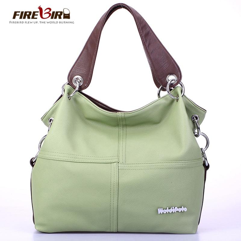 FIREBIRD!Women leather Handbags HIGH QUALITY  Women Messenger Bags Women handbag PU Leather shoulder Bag ladies HL6003<br><br>Aliexpress
