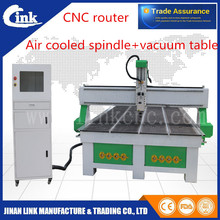 Heavy duty aluminium cnc router/1325 1530 2030 2040 vacuum table/dust collector for cnc router