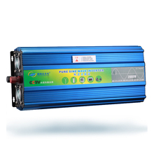 2000w Pure sine wave off grid single phase 12/24vdc 220vac power inverter battery backup for single phase motors