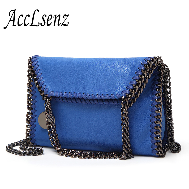 2017 New Women Messenger Bags  Fashion Three use Chains Woven Crossbody bags Women Shoulder Bags Clutch Bolsa Feminina Handbags<br>