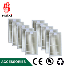 10pcs High-efficiency HEPA Filter to Clean Home For CR120 CEN250 CEN540 X500 X580 KK8 Robot Vacuum Cleaner With More Healty