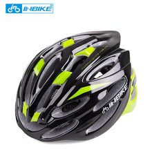 24 Vents! INBIKE Cycling Helmet Women Specialized Bike Mens Bicycle Helmet Capacete MTB bisiklet casco ciclismo kask bicicleta(China)