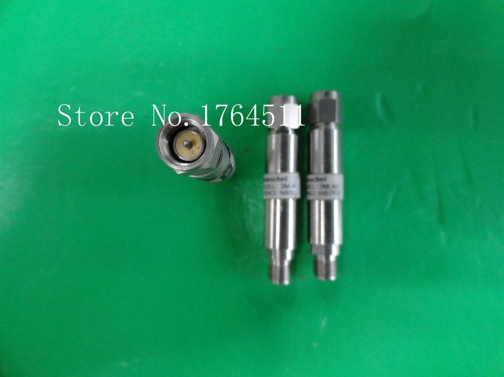 [LAN] WEINSCHEL 3M-40 DC-12.4GHz 40dB 2W SMA RF coaxial fixed attenuator<br><br>Aliexpress