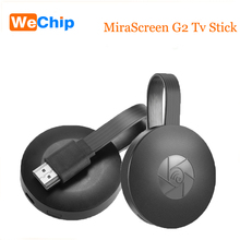 2017 MiraScreen G2 Tv Stick Wireless HDMI Dongle Tv Stick 2.4GHz 1080P HD Chorme cast Support Miracast Airplay for Android iOS