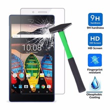 Buy 2 Packs Tab3 7.0 710F Tempered Glass Screen Protector Lenovo Tab3 TAB3-710F TAB 3 Essential 7 710I 710f Protective Glass for $7.19 in AliExpress store