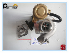 Hot TF035 49135-03310 49135-03130 Turbocharger Turbo for M-itsubishi Pajero/shogun intercooled Mighty Truck 4M40 oil Cooled 2.8L(China)