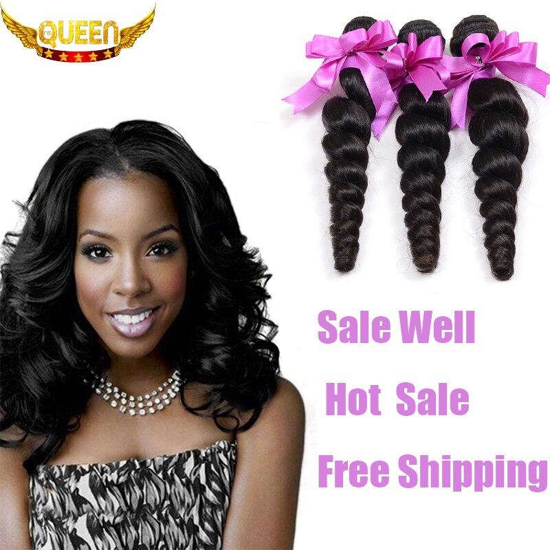 Rosa Hair Malaysian Loose Wave Virgin Hair 3bundles 7A Unprocessed Virgin Hair Loose Wave 100% Human Hair Weave Bundles Soft<br><br>Aliexpress
