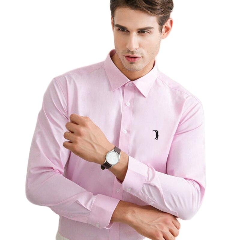 Compra white color casual dress shirts for men y disfruta del envío ...
