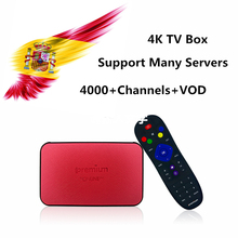 Buy Spanish IPTV Android TV Box 8G AVOV Tvonline+ Nordic Europe Spain Dutch IPTV Eternally Channels smart tv box Better X96 for $86.40 in AliExpress store
