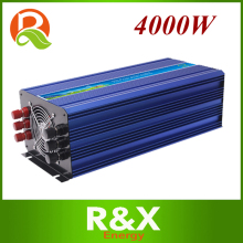 4000W off grid inverter. 4000w pure sine wave inverter. wind/solar hybrid inverter. DC12V/24V/48V to AC100-120V AC220-240V.(China)