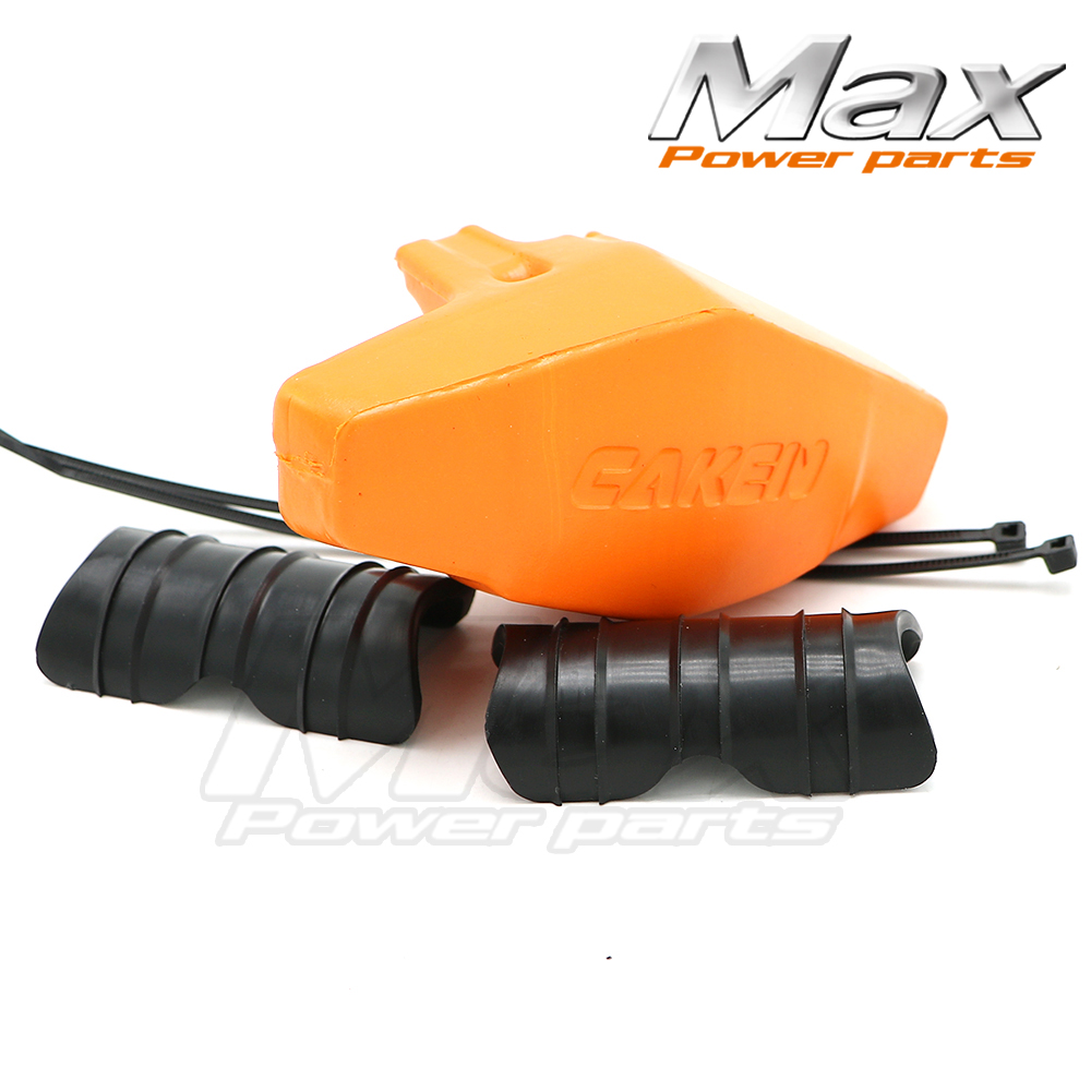 Max Motorcycle Handlebar Fat Bar Foam Pad Chest Protector Cross Bar Protection Slider Dirt Bike Motorcycles Accessories Part